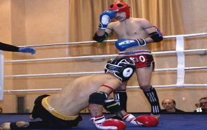 Il Muay Thai...dinamismo e concentrazione