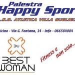 Happy Sport e Atletica Villa Guglielmi